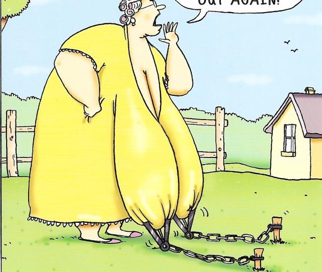 Booby Trap Cartoon