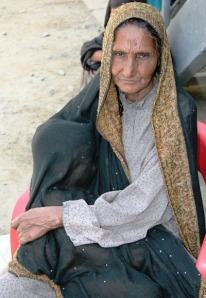 Afghani war widow